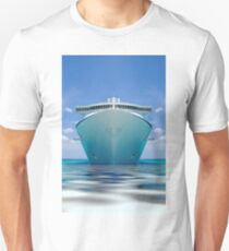 cruise ship IV T-Shirt
