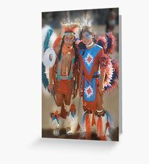 Indian Pride  Greeting Card