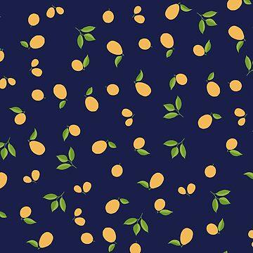 patterns Everyday | Kumquat Day by jjsgarden