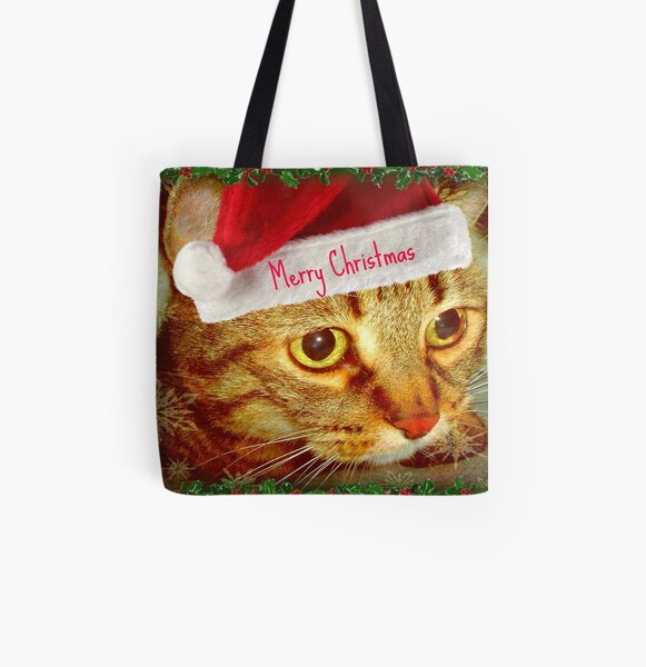 Dear Santa, this is my wish... © All Over Print Tote Bag