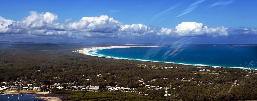 Bennet's Beach, Hawks Nest, NSW by christophm