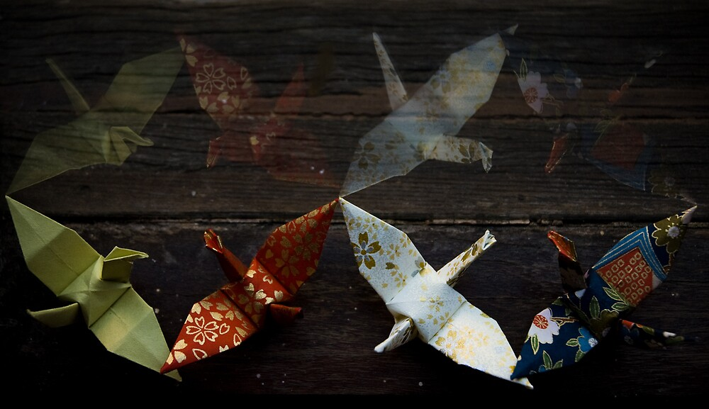 I Fly Like Paper...ii by misspedantic