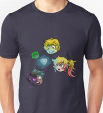 The Haunted: Chibi Heads T-Shirt