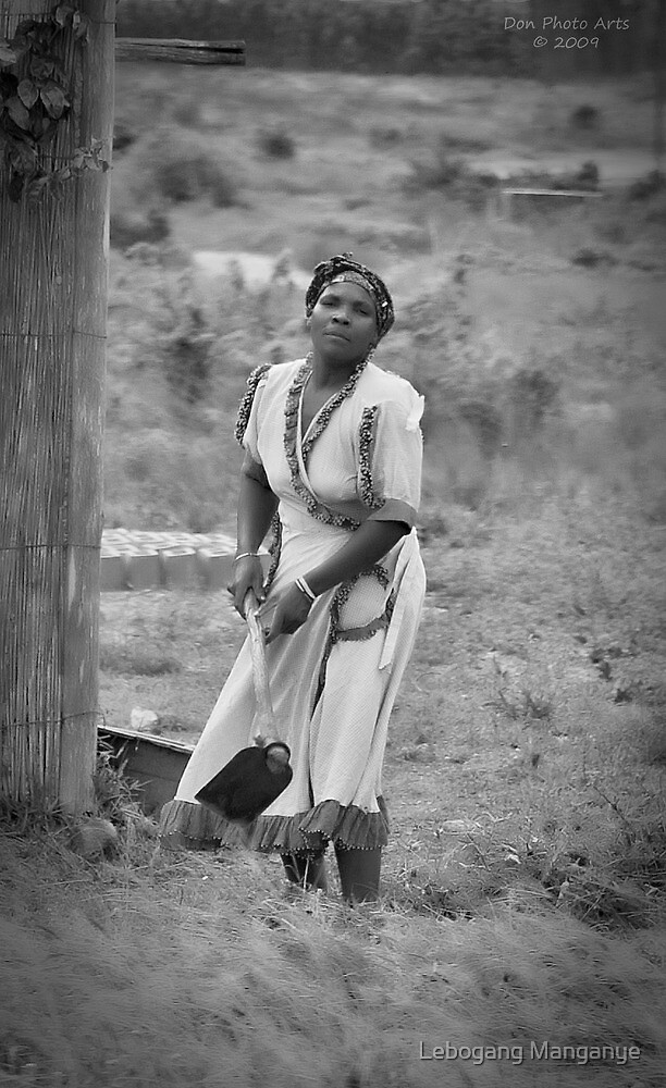 in the farms by Lebogang Manganye