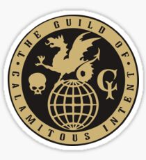 Guild of Calamitous - The Venture Brothers Sticker
