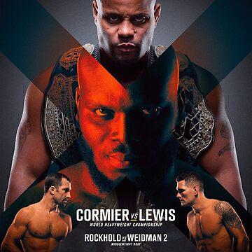 UFC 230 by mattcox123