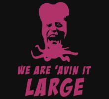 Mighty Boosh - Tony Harrison - Large
