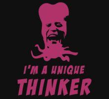 Mighty Boosh - Tony Harrison - Unique Thinker