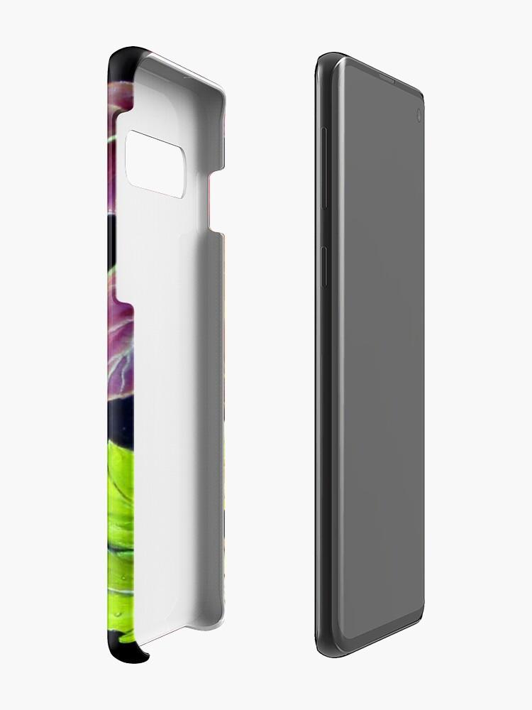 Alternative Ansicht von Farben des Herbstes Hülle & Klebefolie für Samsung Galaxy