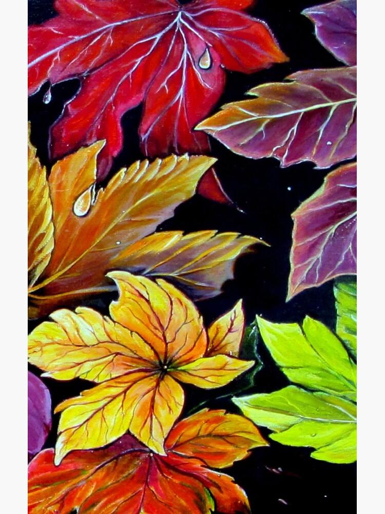 Farben des Herbstes von LindArt1