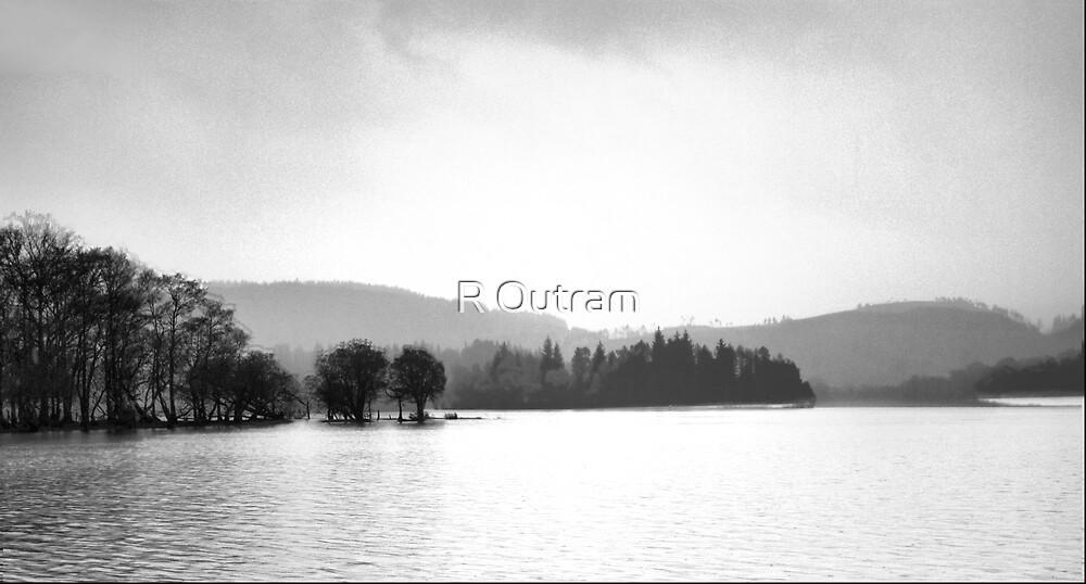 Loch Ard by R Outram