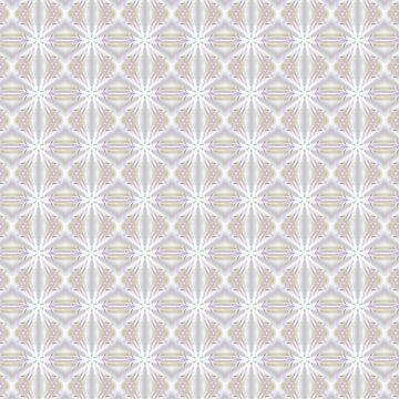 Geometric pattern in pastel tones. by marinaklykva