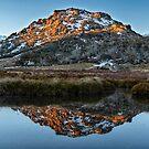 «Cresta, Mt Buffalo» de Charles Kosina
