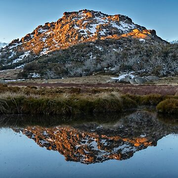 Cresta, Mt Buffalo by charlesk