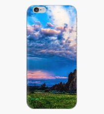Smith Rock Sunrise iPhone Case