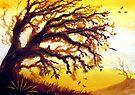 Sunrise Tree by Linda Callaghan