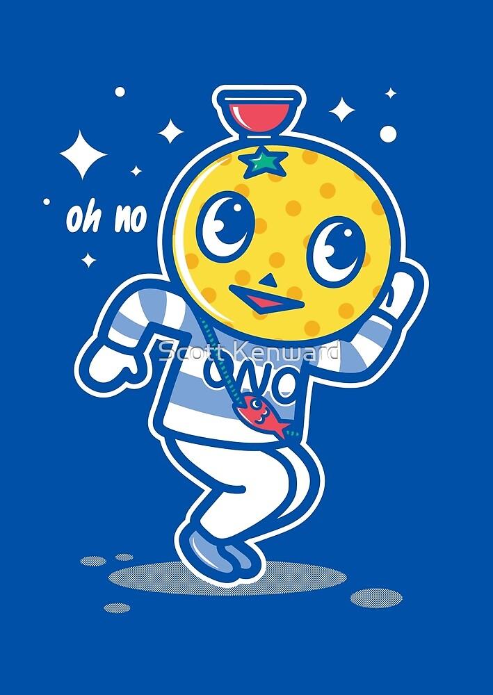 Beloved Mascot by Scott Weston