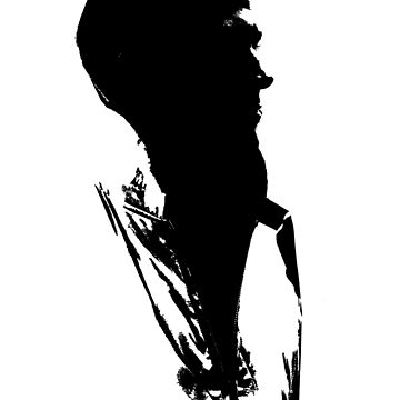 Ryan Gosling Silhouette by tomastich85