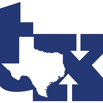 tx (Blue) by Pelicaine