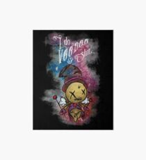 I do Voodoo - Papa Legba Art Board