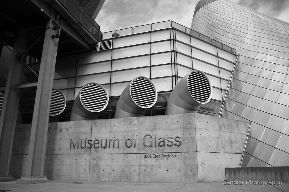 Museum of Glass by Candler Photography