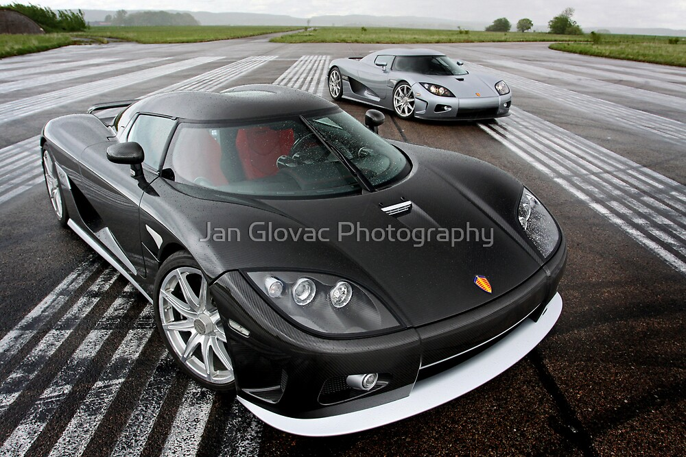 Koenigsegg CCX and CCXR by Jan Glovac Photography