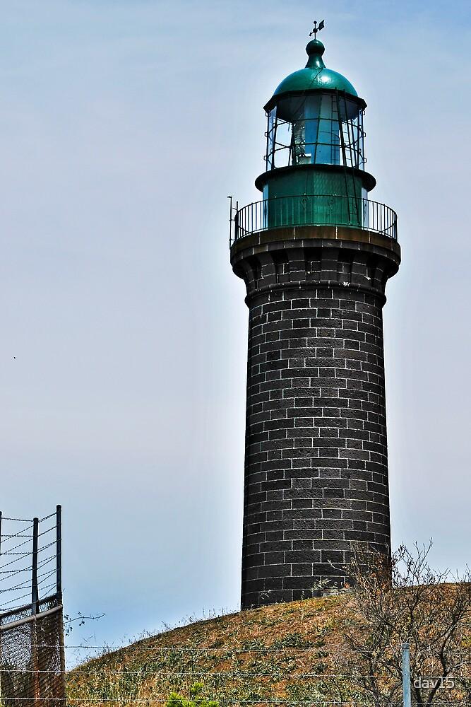 Black Lighthouse by dav15