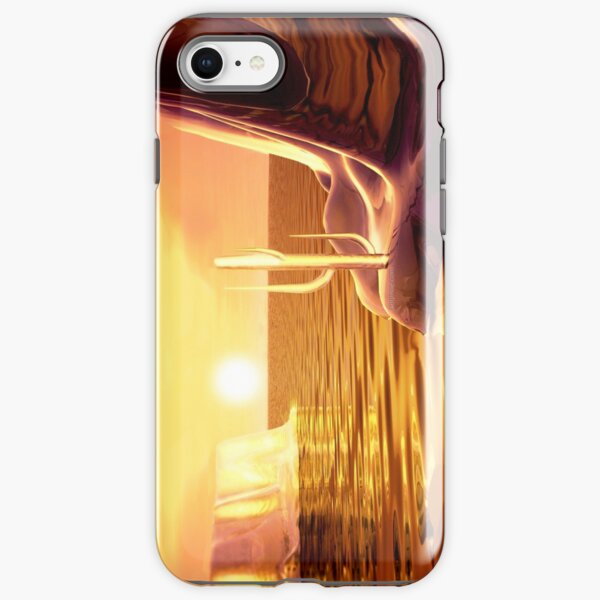 Human's Project iPhone Tough Case