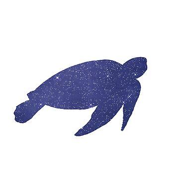Sea Turtle by GwendolynFrost