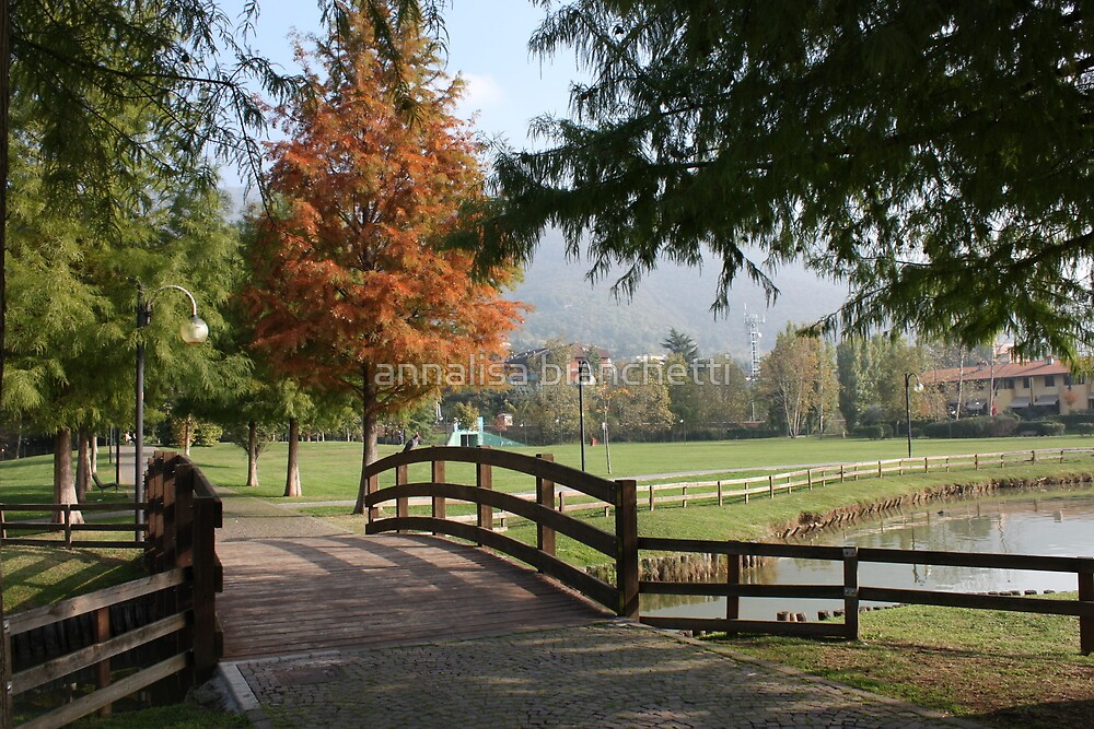 Park Ducos 1 by annalisa bianchetti