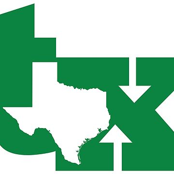 tx (Green) by Pelicaine