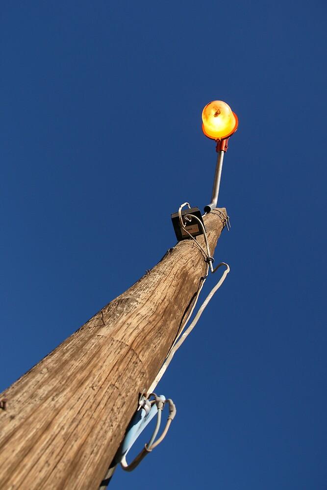 Daylight lamp light by PeterBusser