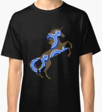 4740704030ac Unicorn Male Gift Classic T-Shirt