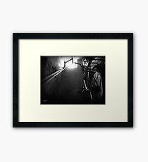 Bicycle 2 Framed Print