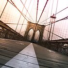 «Puente de brooklyn, ciudad nueva york» de Nicklas Gustafsson