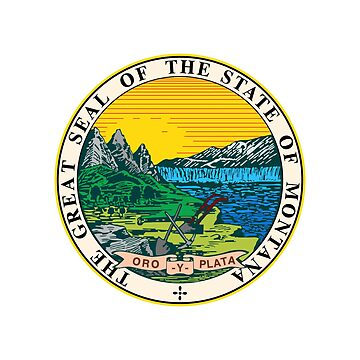Great Seal of Montana by fourretout