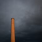 Halifax street Chimney by Gavin Kerslake