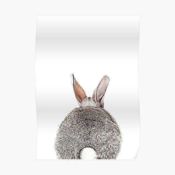 Bunny Butt Póster
