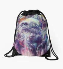 Wild Hues Drawstring Bag