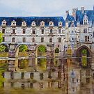 CHENONCEAU by Marilyn Grimble