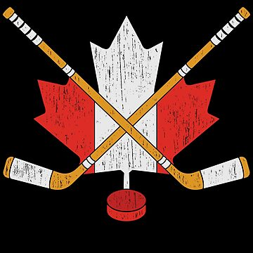 Hockey Canada Gift Kids Christmas by tamerch