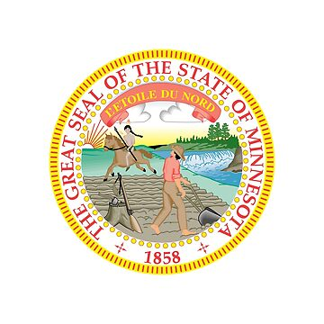 Minnesota State Seal by fourretout