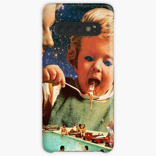 Eat Up Samsung Galaxy Snap Case