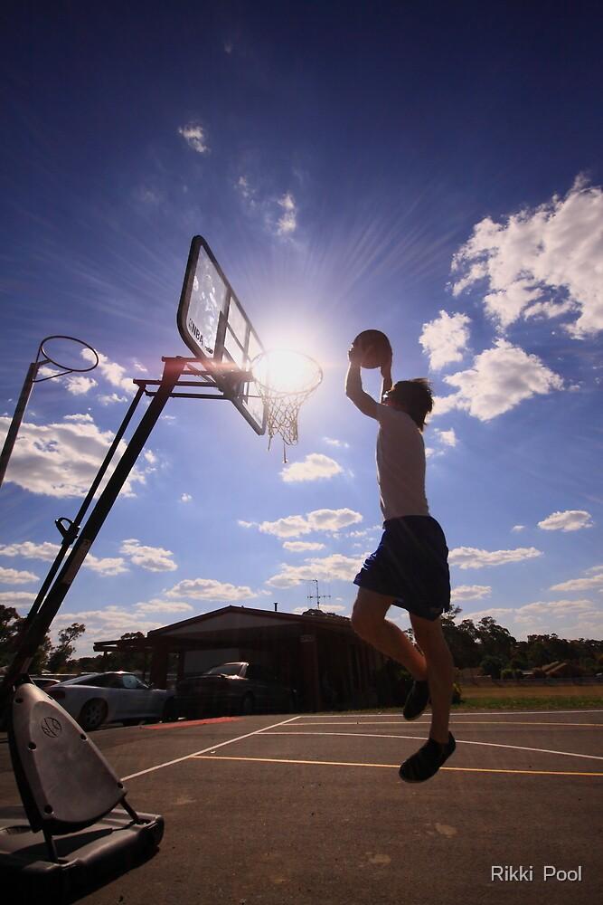 Basket SunBall by Rikki  Pool