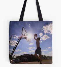 Basket SunBall Tote Bag