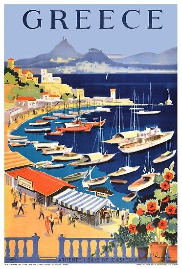 Greece / Greek Islands by vintagetravel