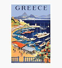 Greece / Greek Islands Photographic Print