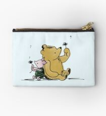 Best Friends Zipper Pouch