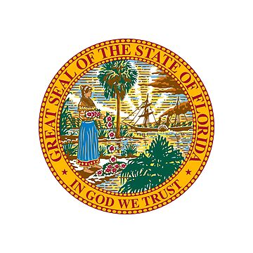 Seal of Florida by fourretout