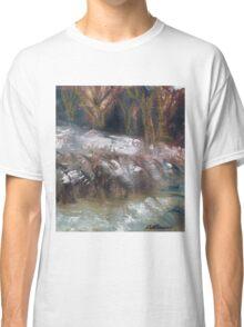 SNOW SCENE Classic T-Shirt